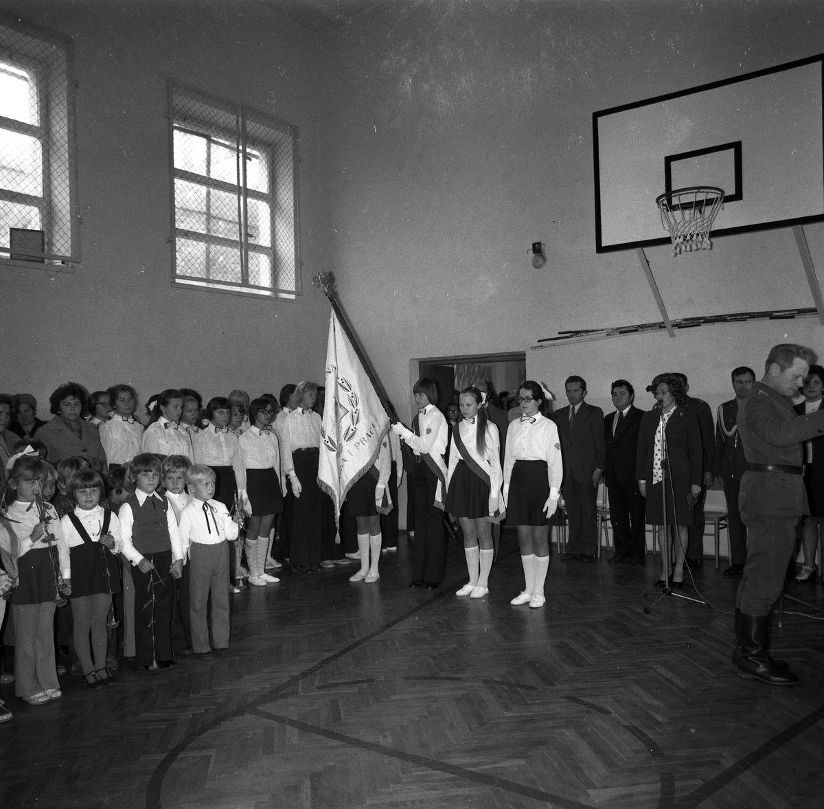 Święto Szkoły w SP nr 4, 1975 r. [3]