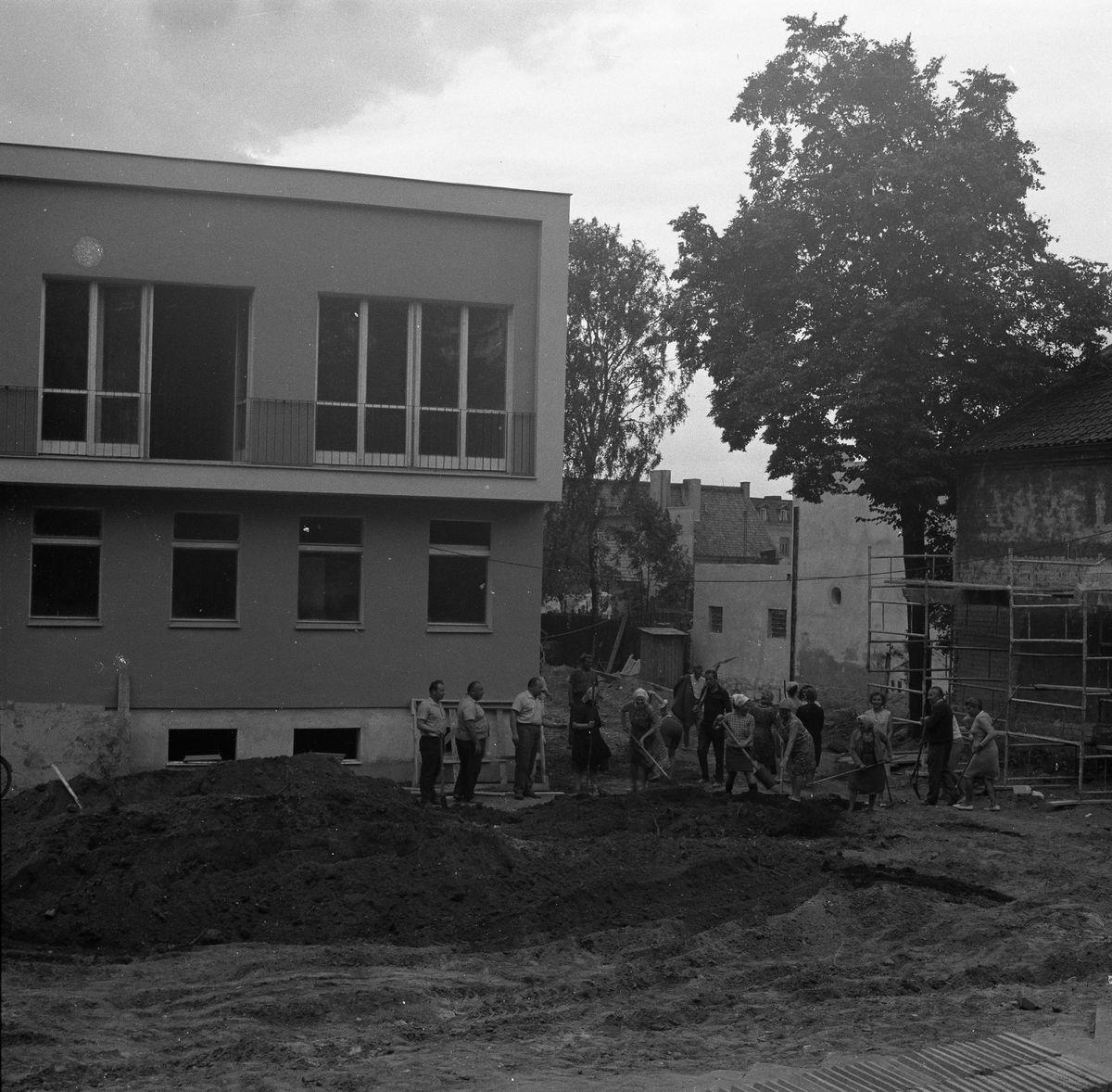 Budowa siedziby MZBM [6]