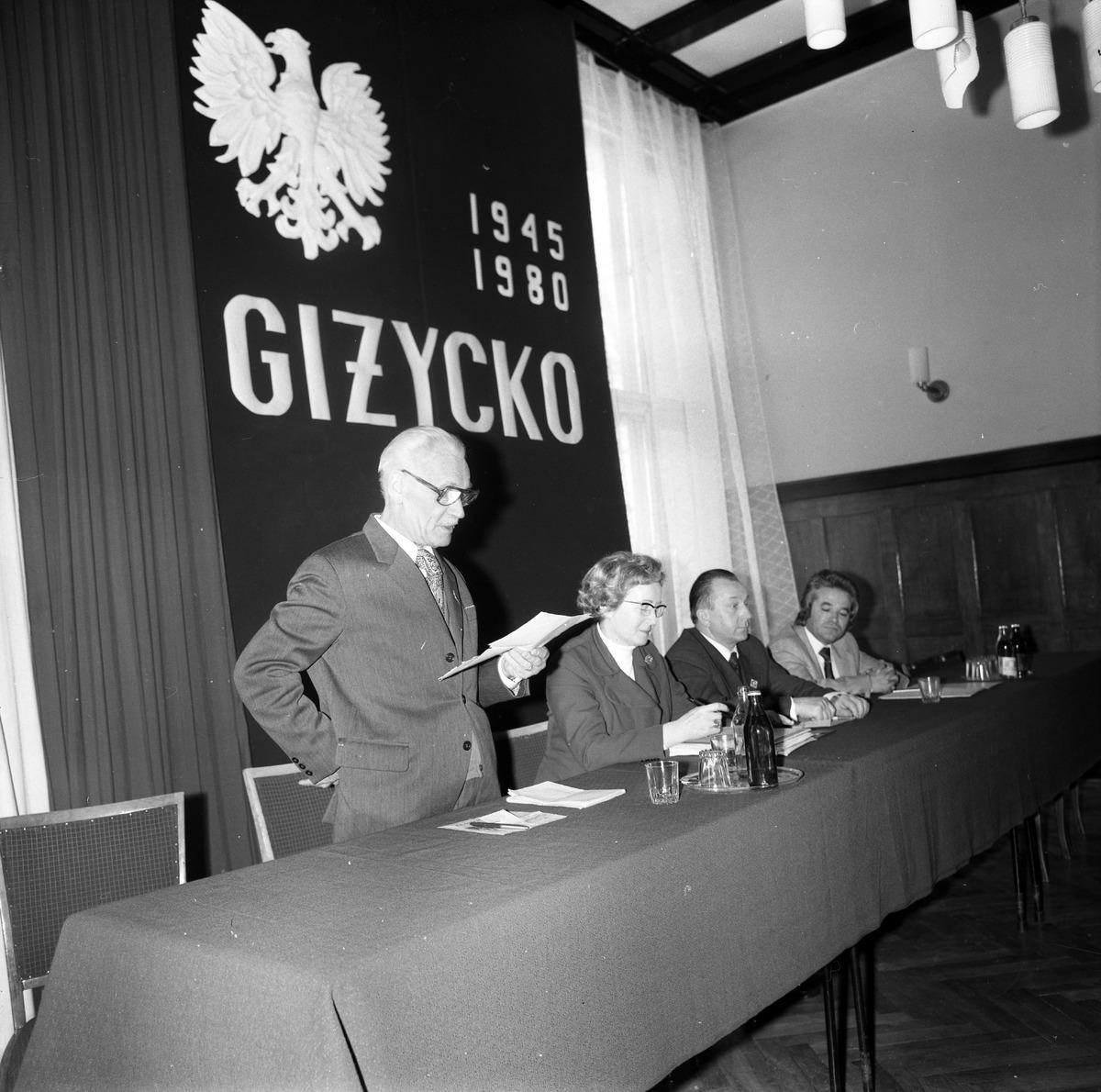 Zjazd Towarzystwa Miłośników Ziemi Giżyckiej, 1980 r.  [2]