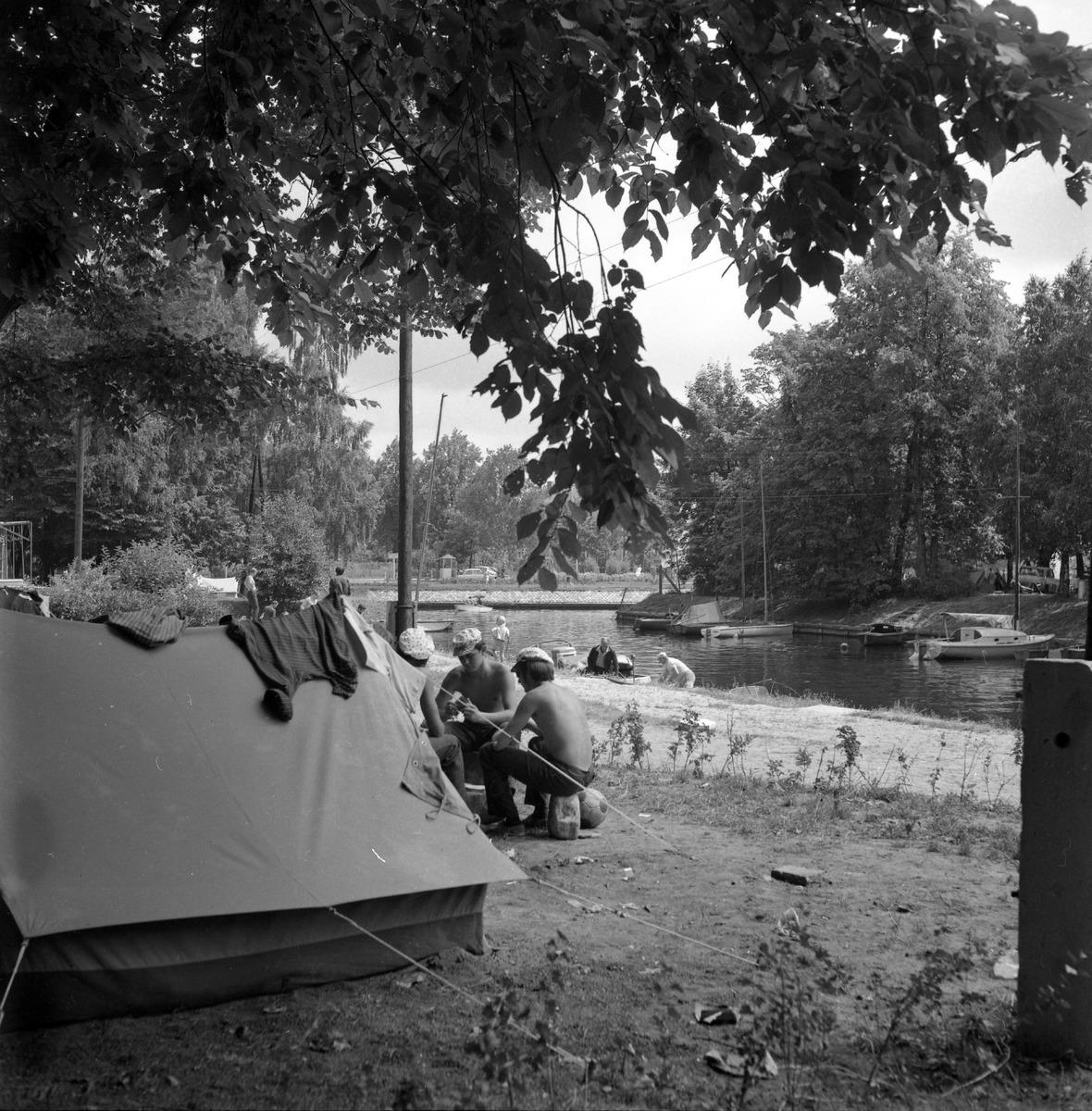 Camping przy zamku [6]