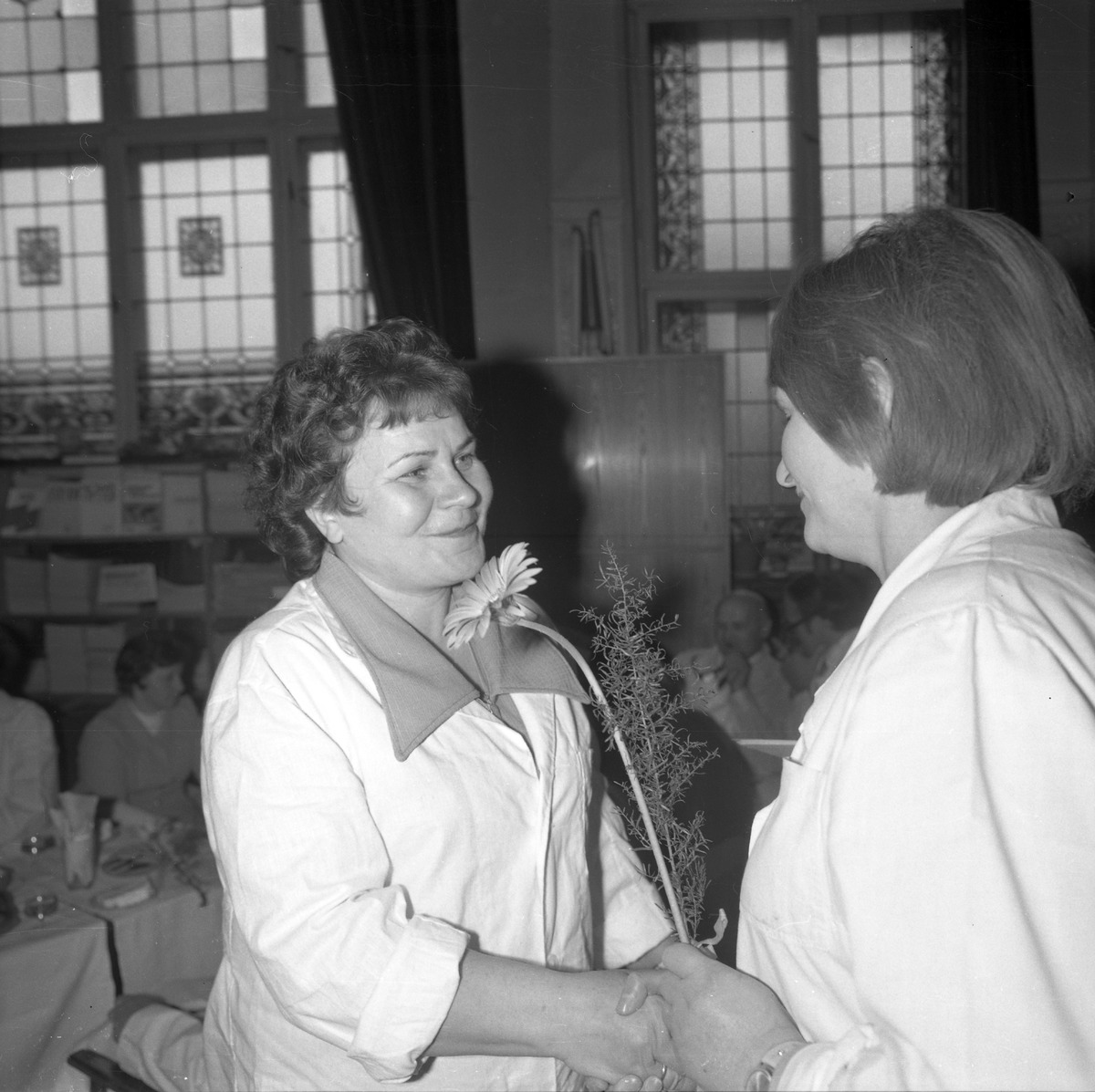 Spotkanie z Jubilatami ZOZ, 1978 r.