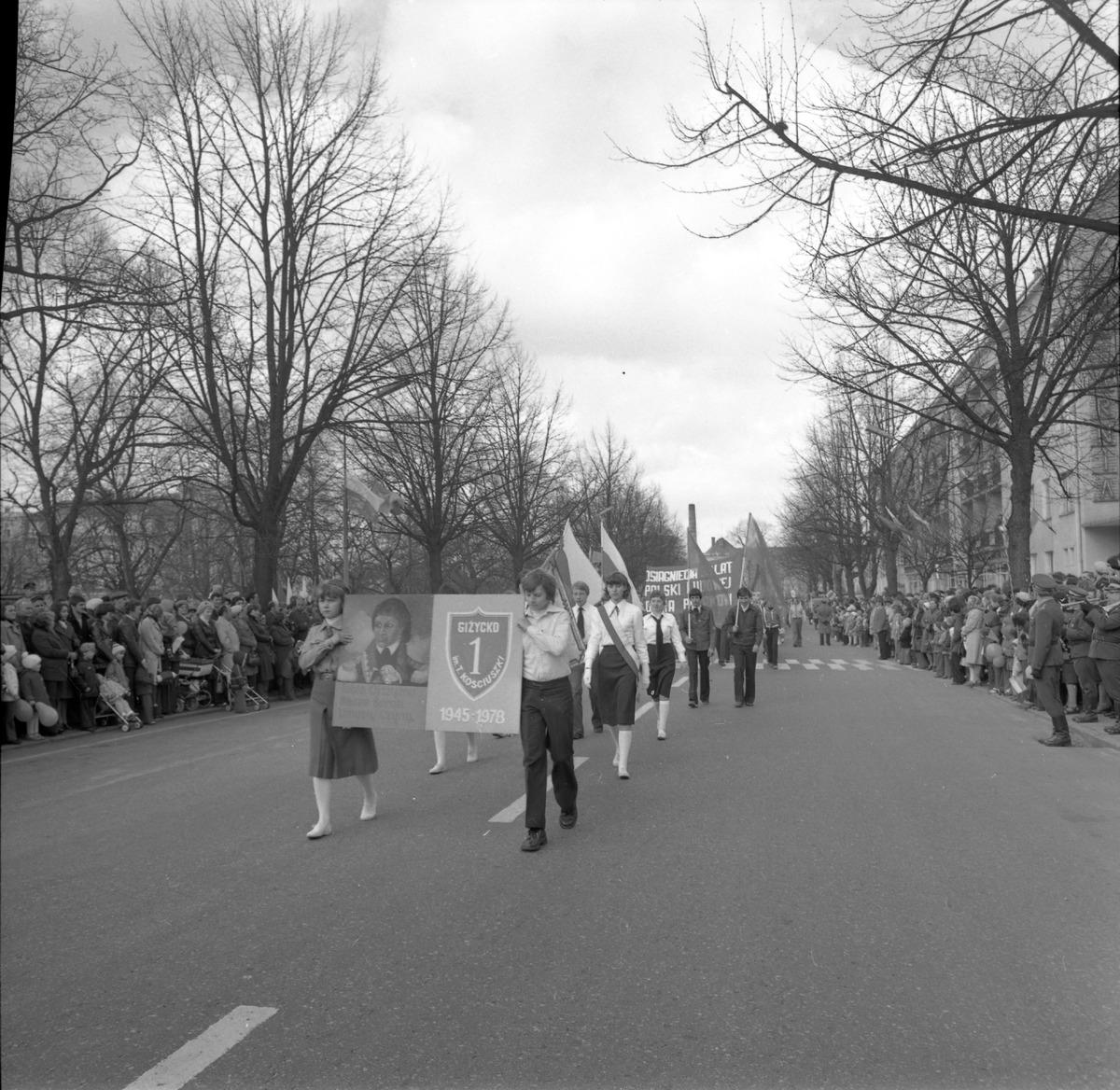 Pochód pierwszomajowy, 1979 r. [7]