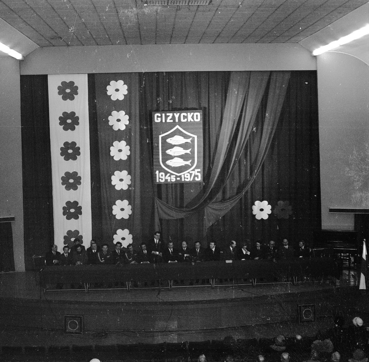 30. rocznica wyzwolenia Giżycka, 1975 r.