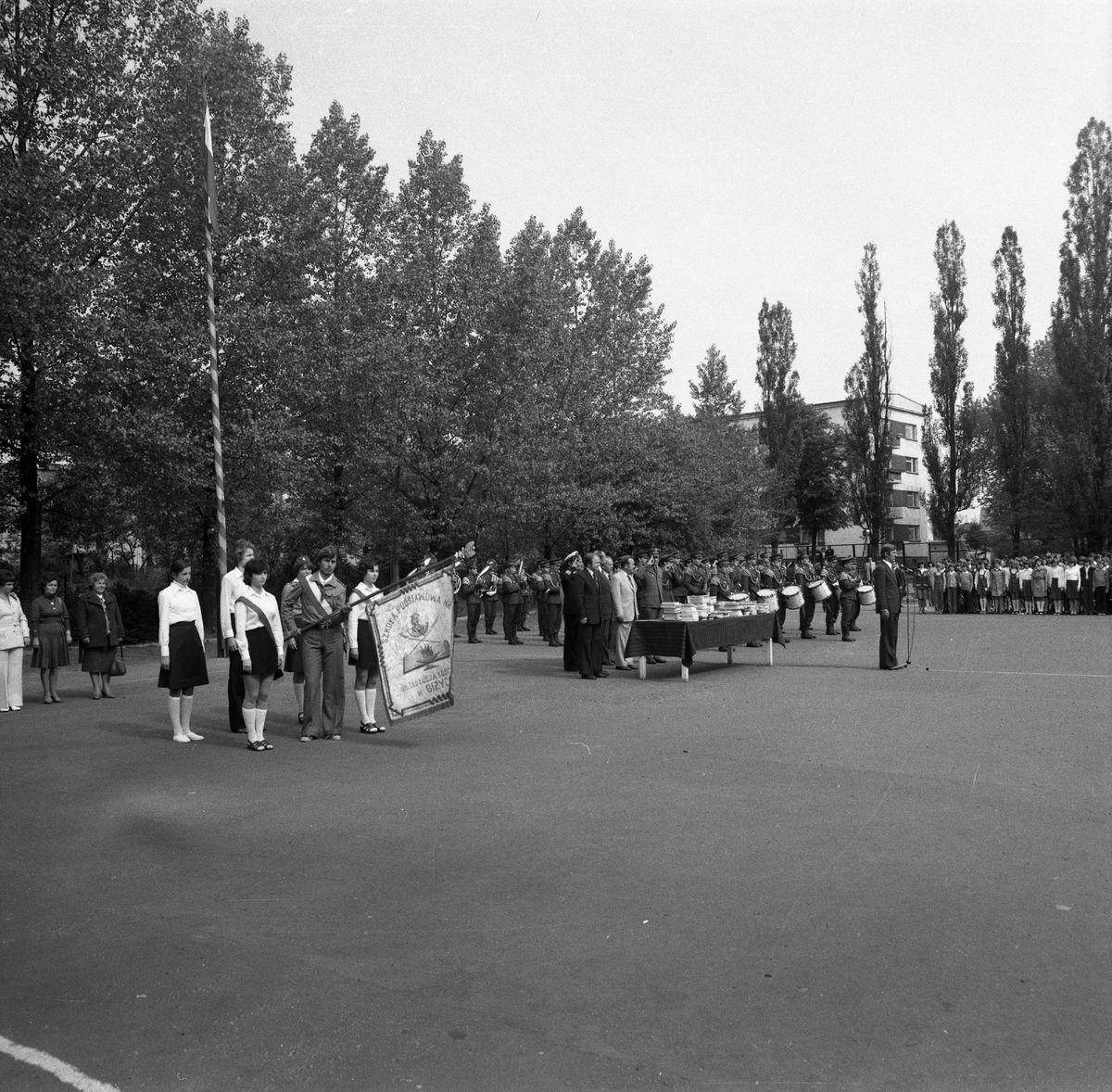 Zakończenie roku szkolnego 1976/1977 [2]