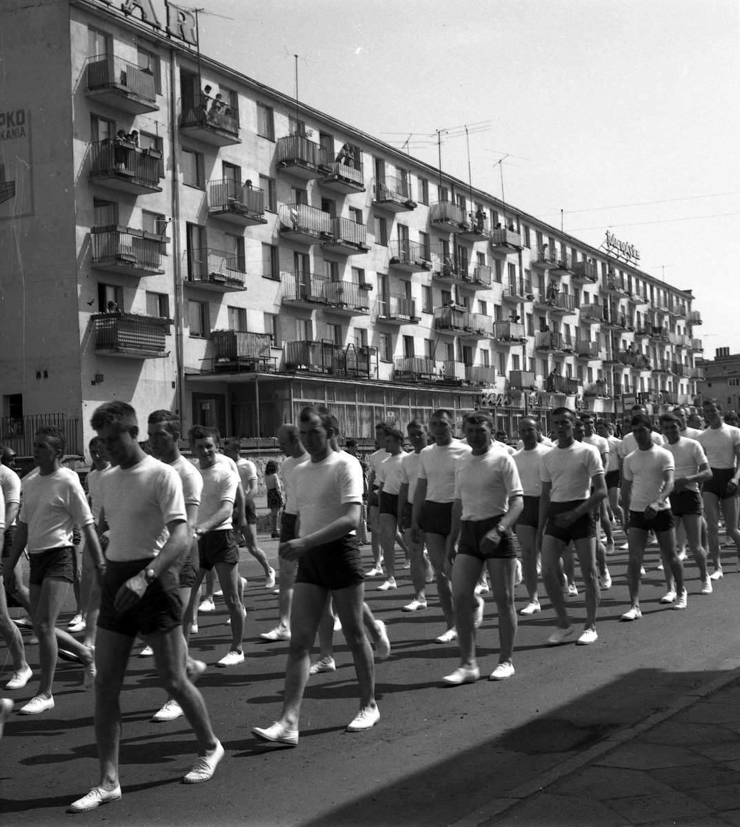 Spartakiada, 1975 r.