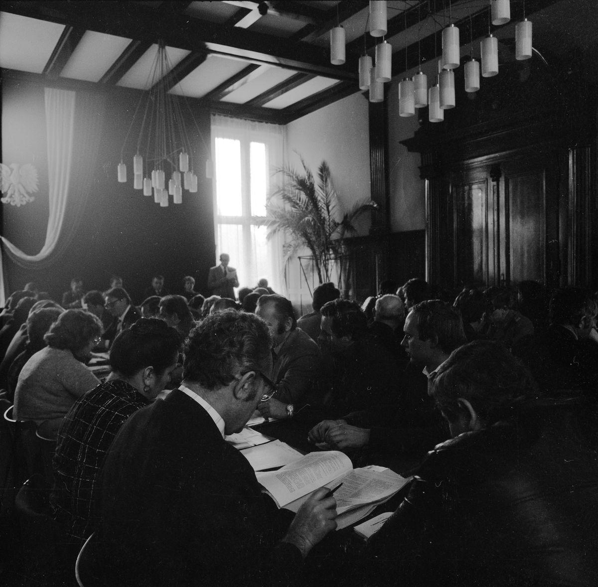 Sesja Miejskiej Rady Narodowej [8]