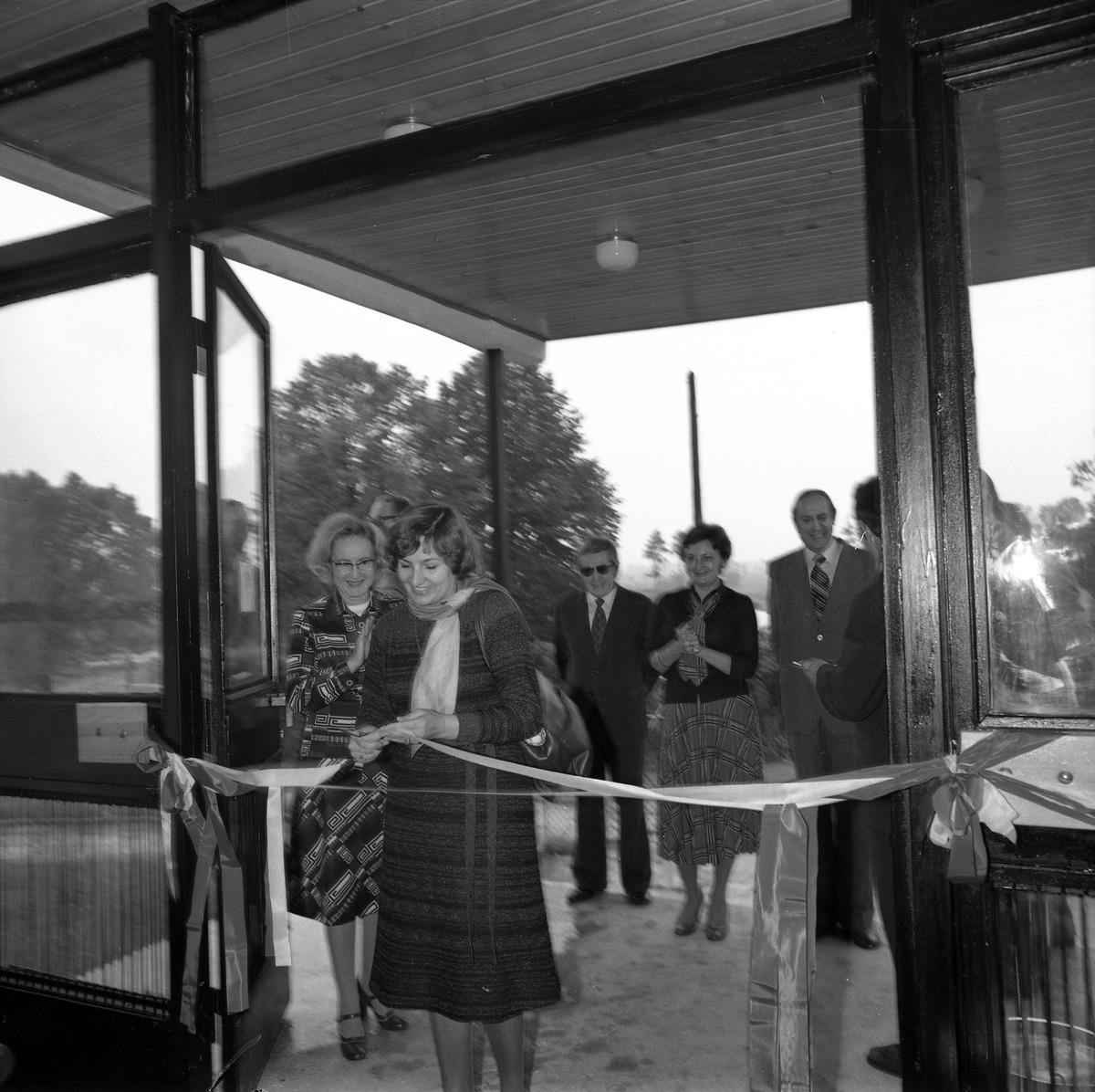 Otwarcie żłobka miejskiego 1978 r.