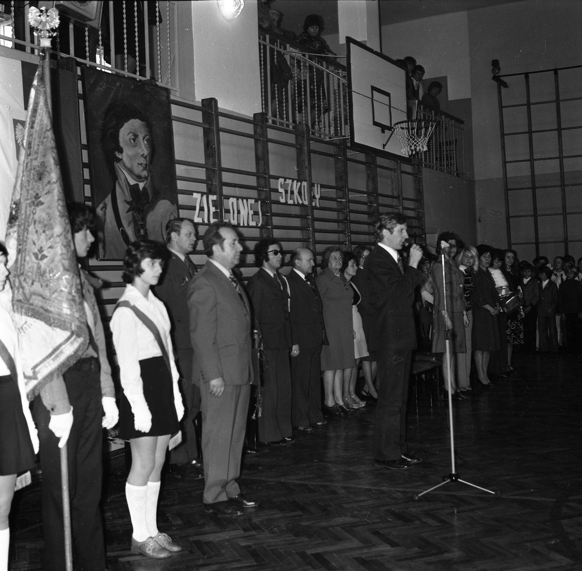 31. rocznica powstania szkoły, 1976 r.
