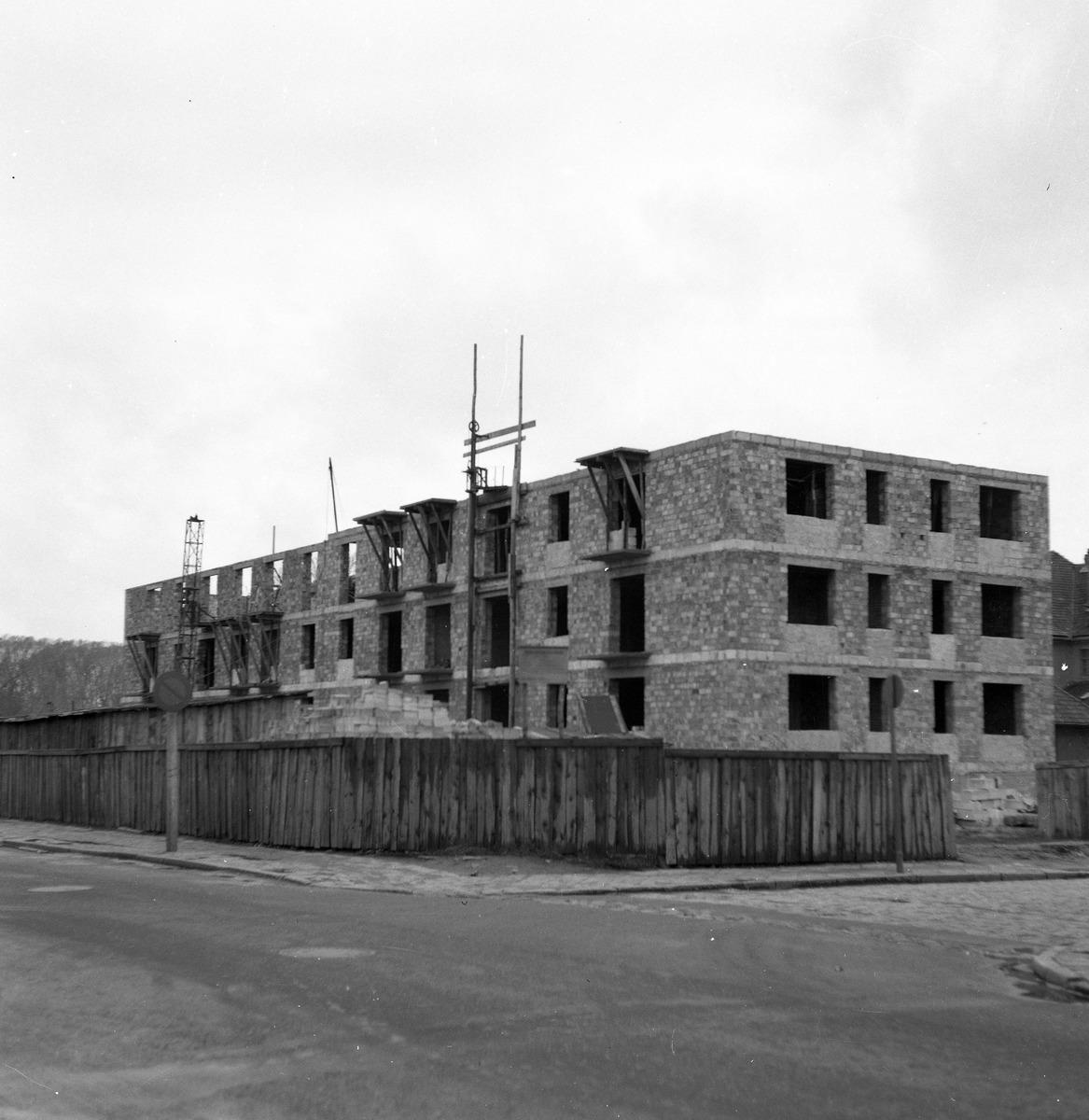 """Budowa osiedla """"Wodna"""" [9]"""