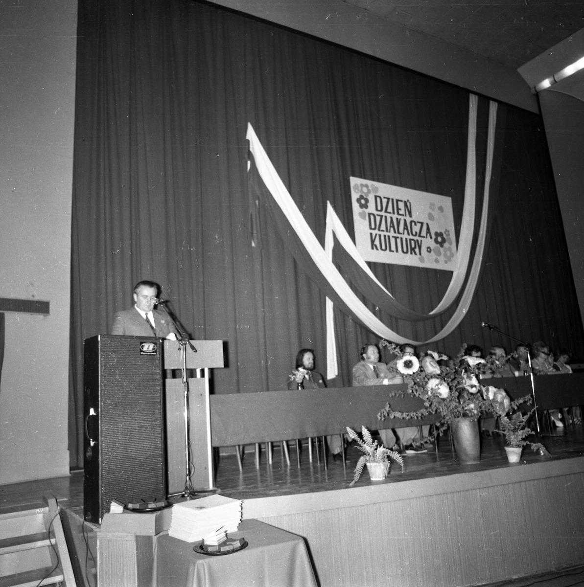 Dzień Działacza Kultury, 1976 r.