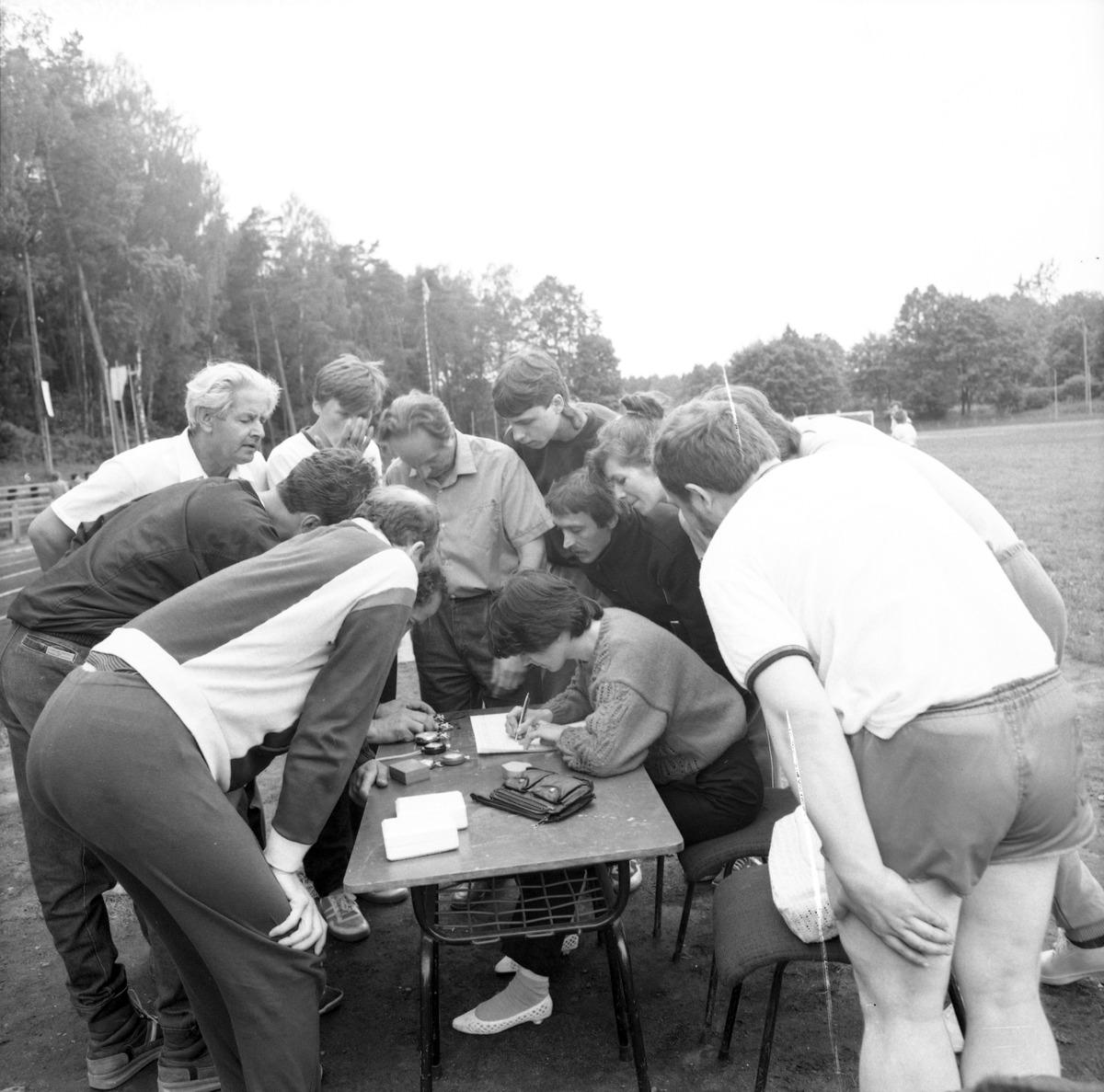 Spartakiada ZOZ, 1988 r. [6]
