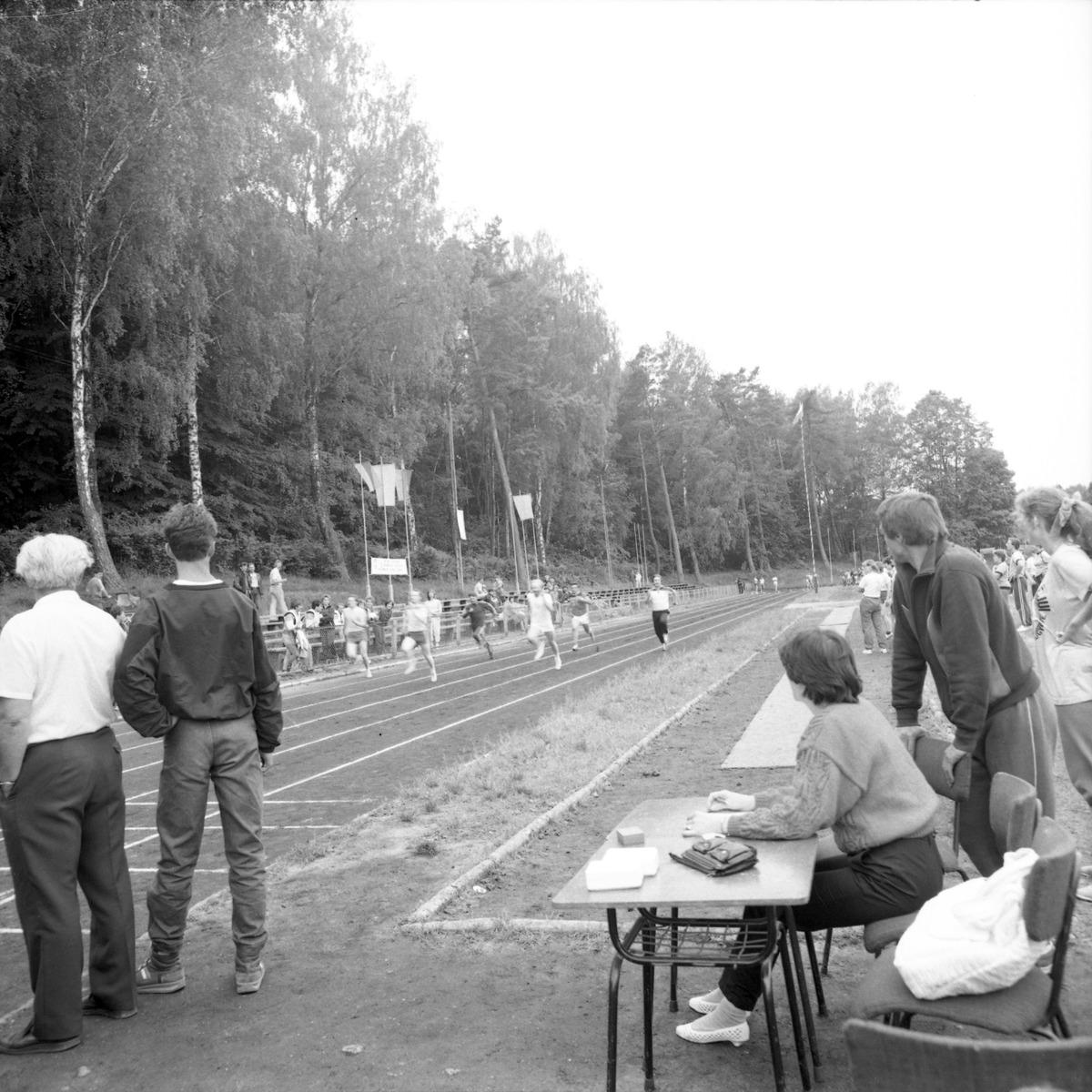 Spartakiada ZOZ, 1988 r.
