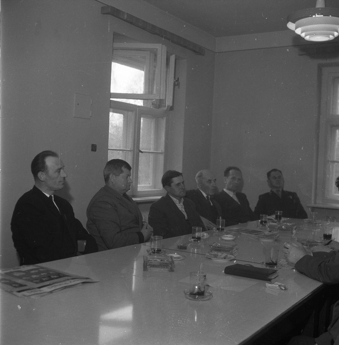 Spotkanie weteranów walk o Berlin w KP PZPR [6]