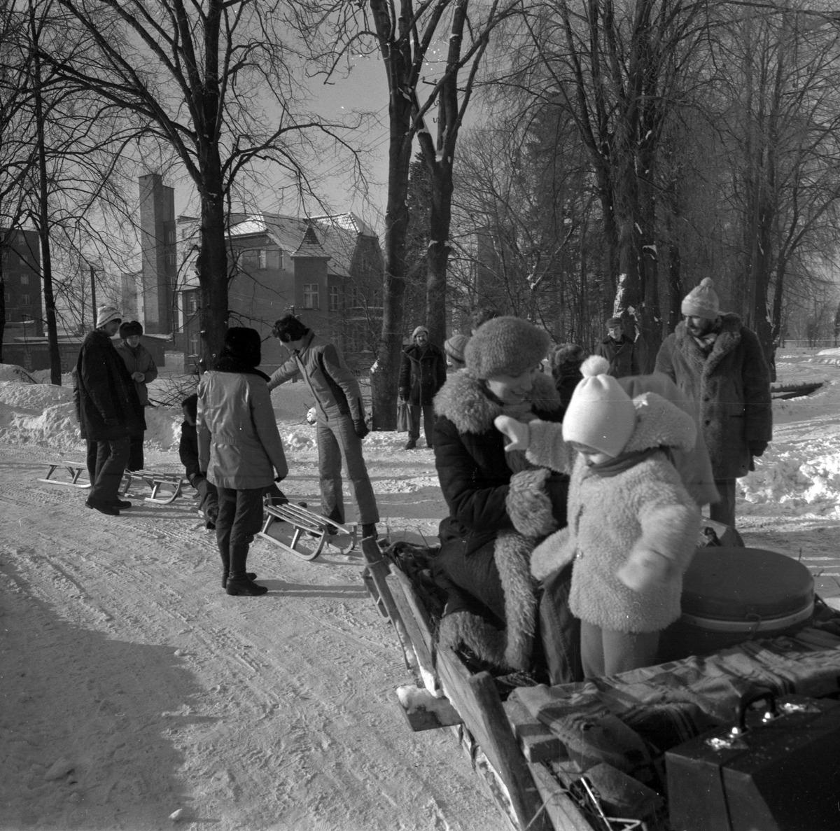 """Kulig pracowników MSI """"ZGODA"""", 1979 r. [6]"""