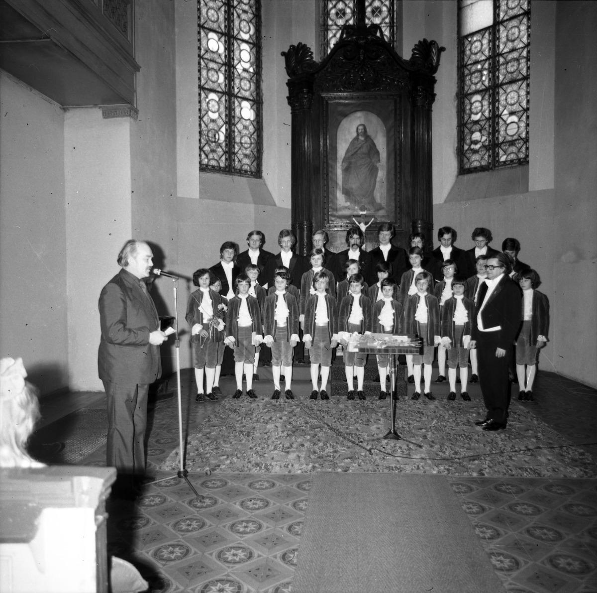 Koncerty w kościele ewangelickim