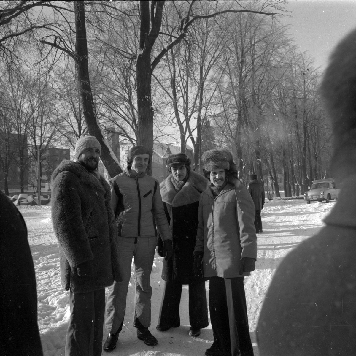 """Kulig pracowników MSI """"ZGODA"""", 1979 r. [2]"""