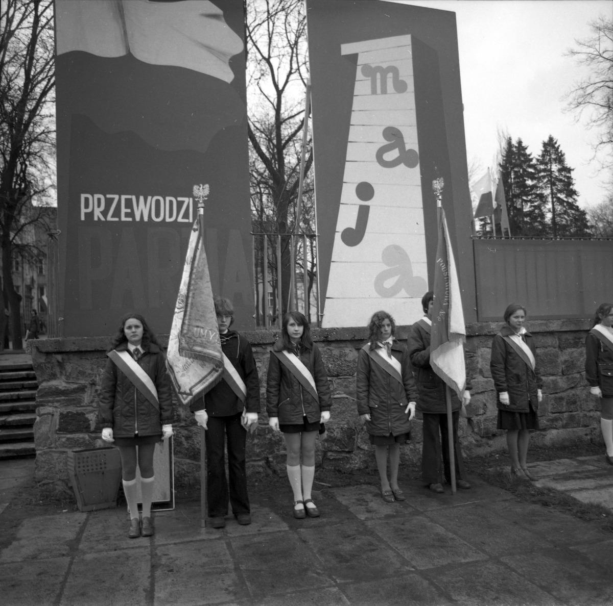 Święto Pracy, 1976 r.