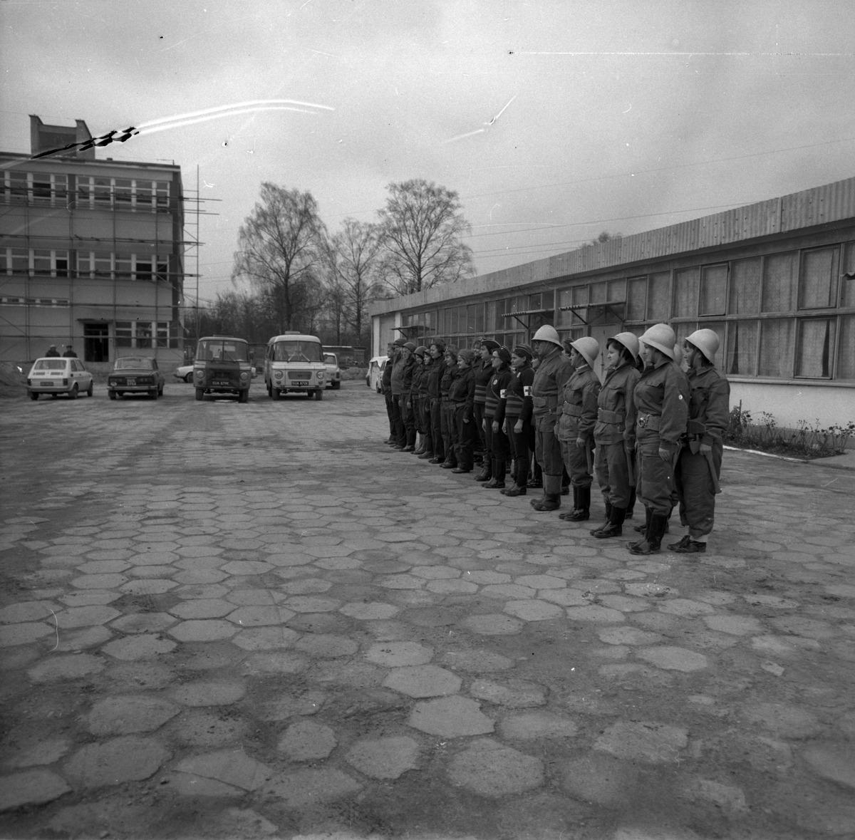 Ćwiczenia obrony cywilnej, 1977 r. [5]