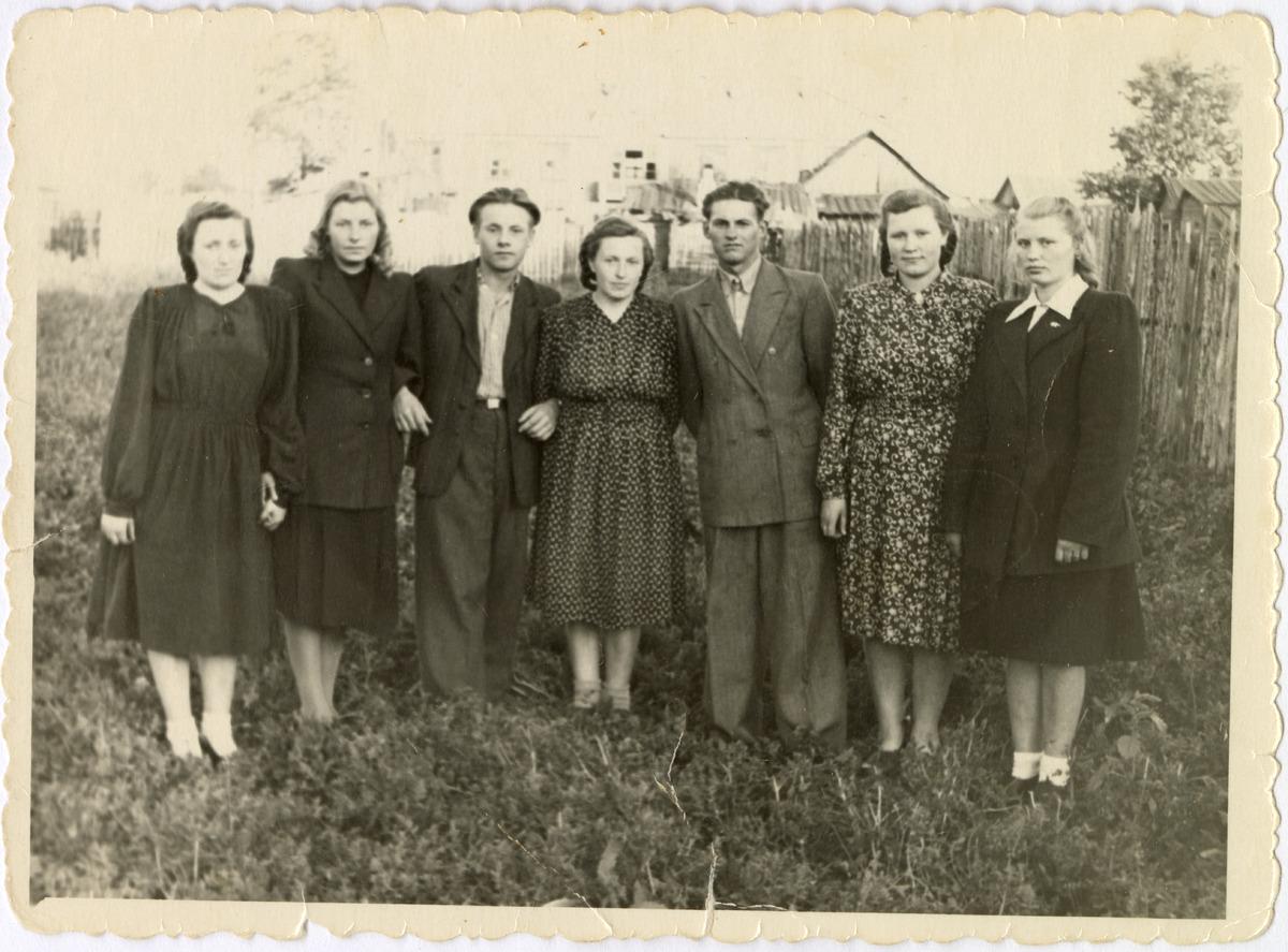 Rodzina Panasików i Naumowiczów na Syberii [2]