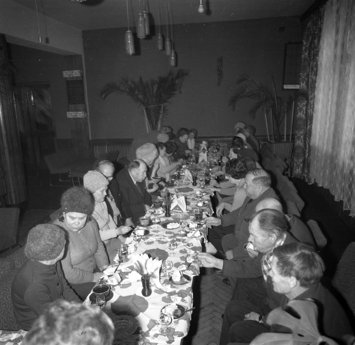 Spotkanie seniorów w kawiarni Ekran w Giżycku [7]