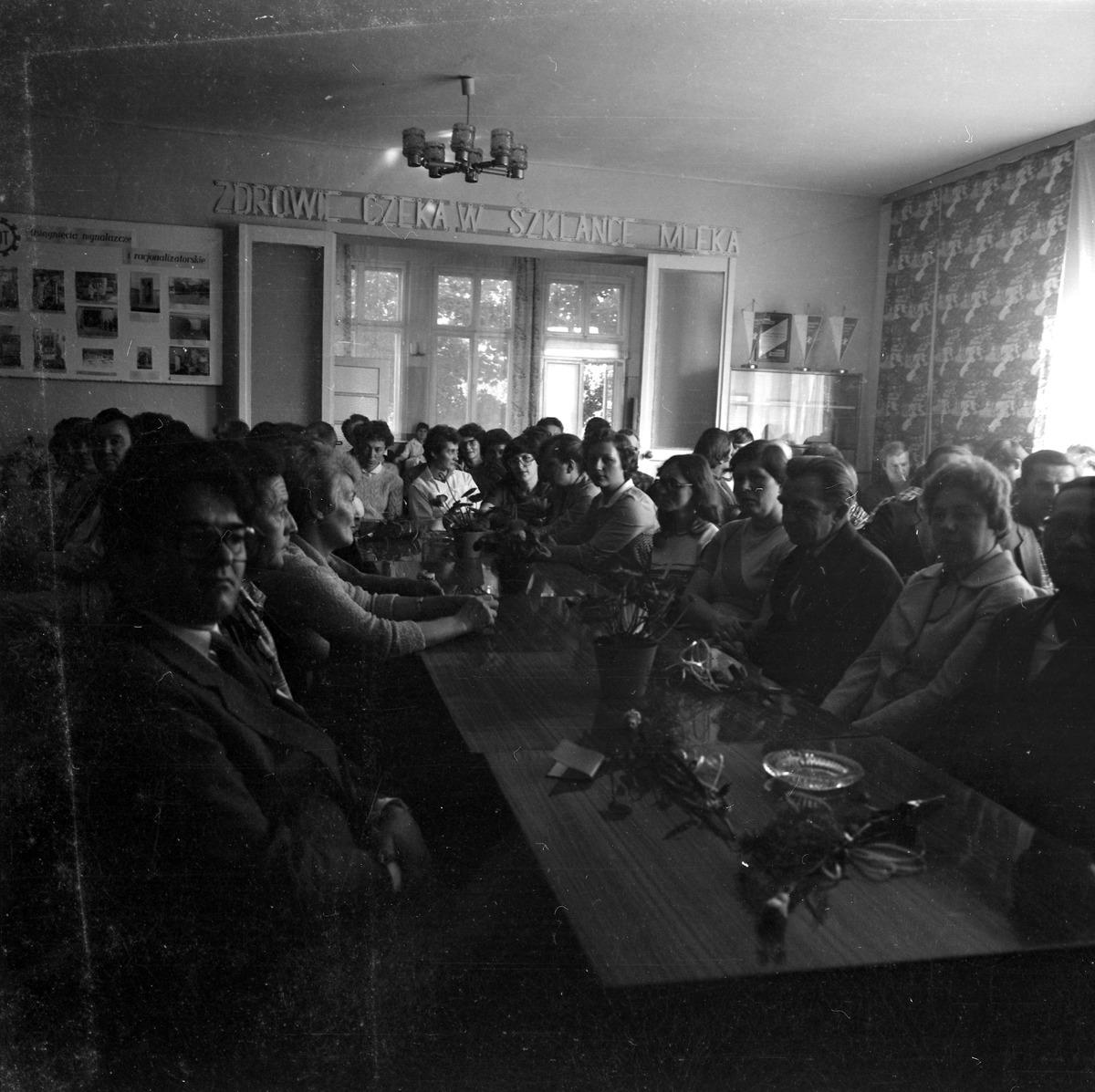 Spotkanie jubileuszowe w Mleczarni, 1985 r. [1]