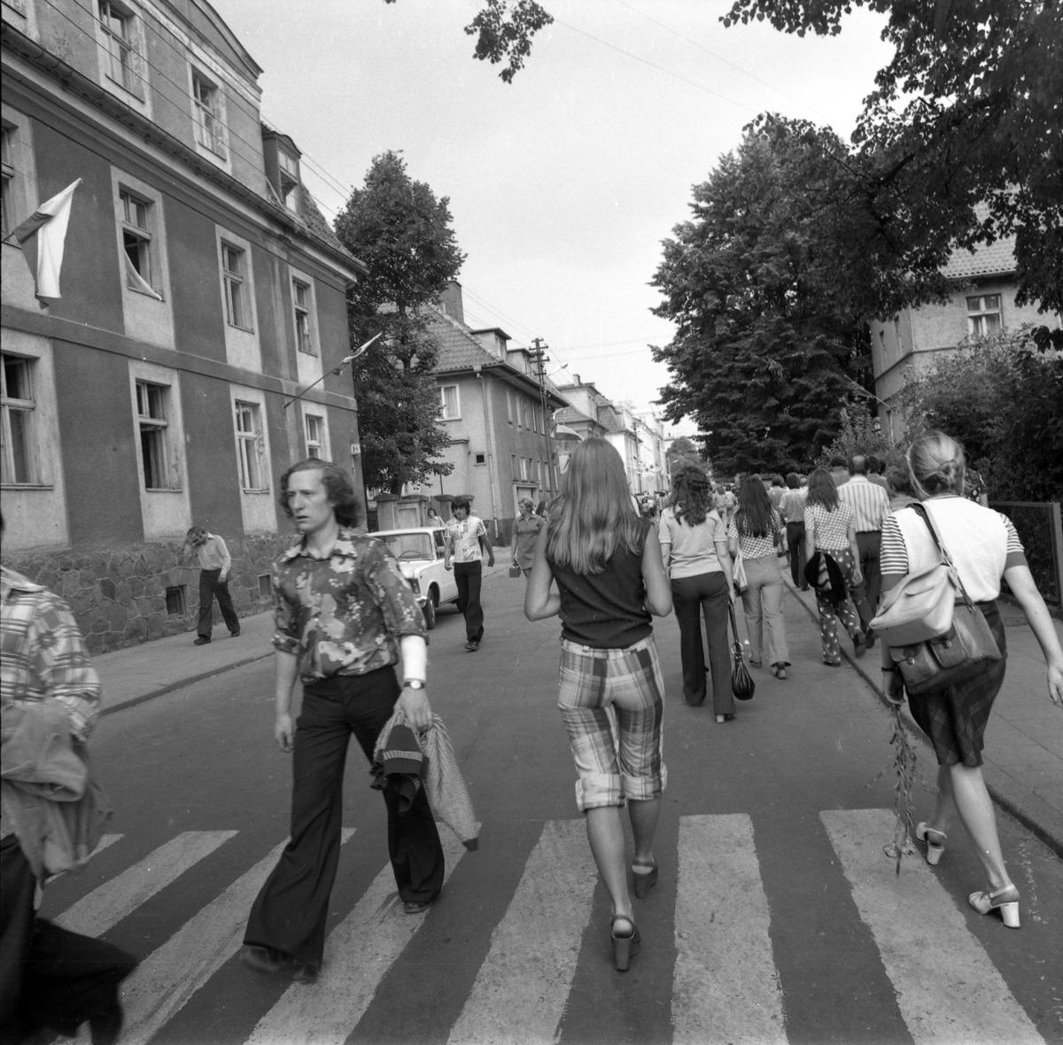 Festyn Prasowy w Giżycku, 1975 r. [3]