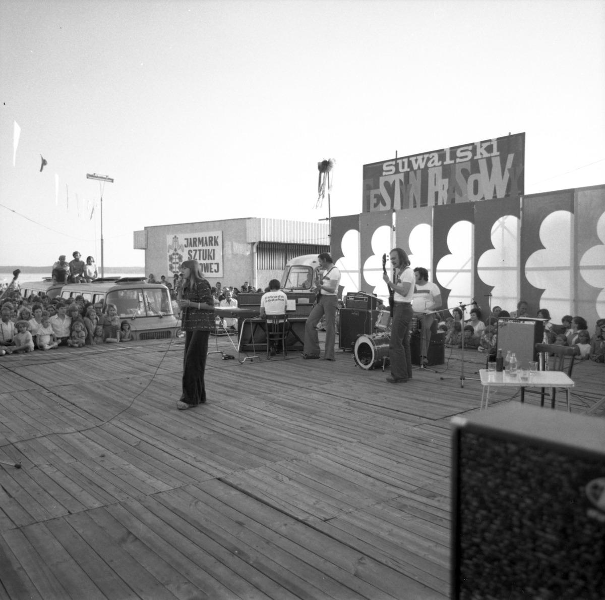 Suwalski Festyn Pasowy w Giżycku, 1976 r. [5]