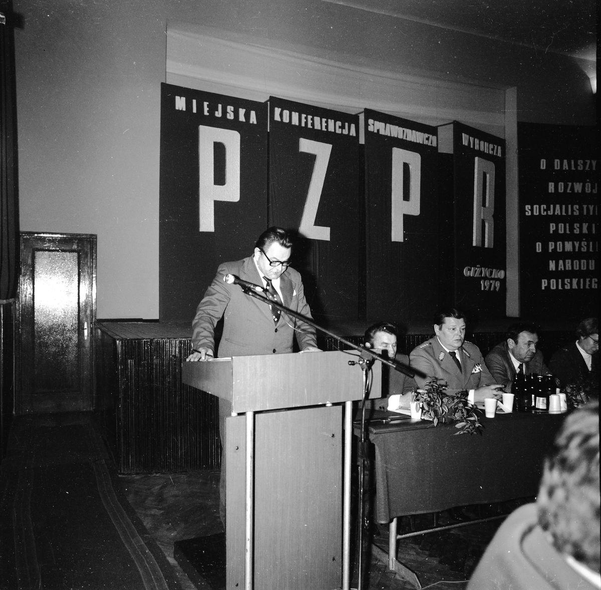 Konferencja sprawozdawczo-wyborcza PZPR [3]