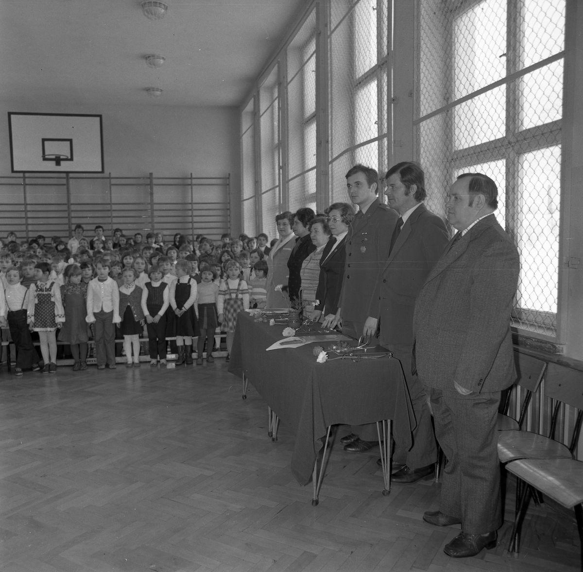 Święto Szkoły w SP nr 3, 1980 r. [7]
