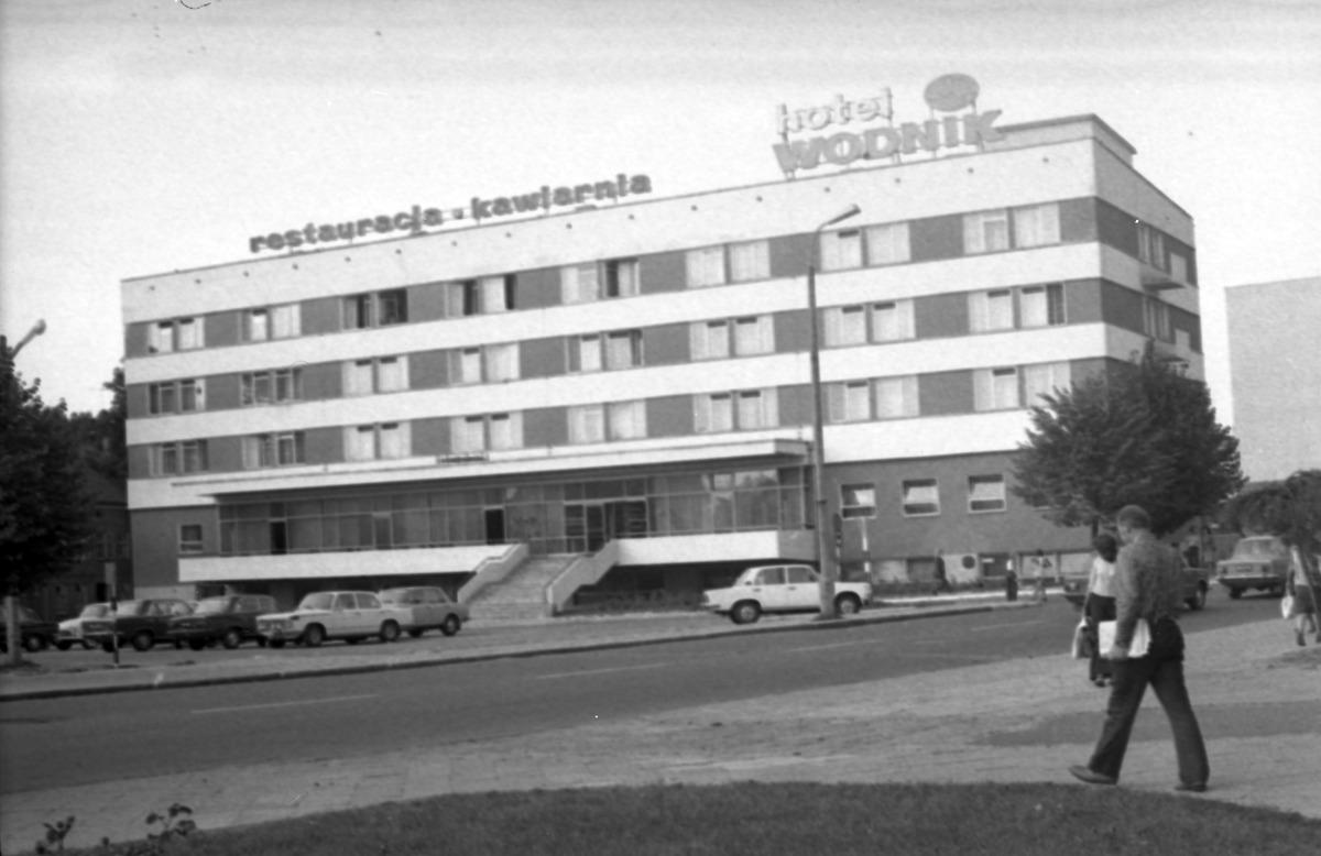 "Hotel ""Wodnik"" [3]"