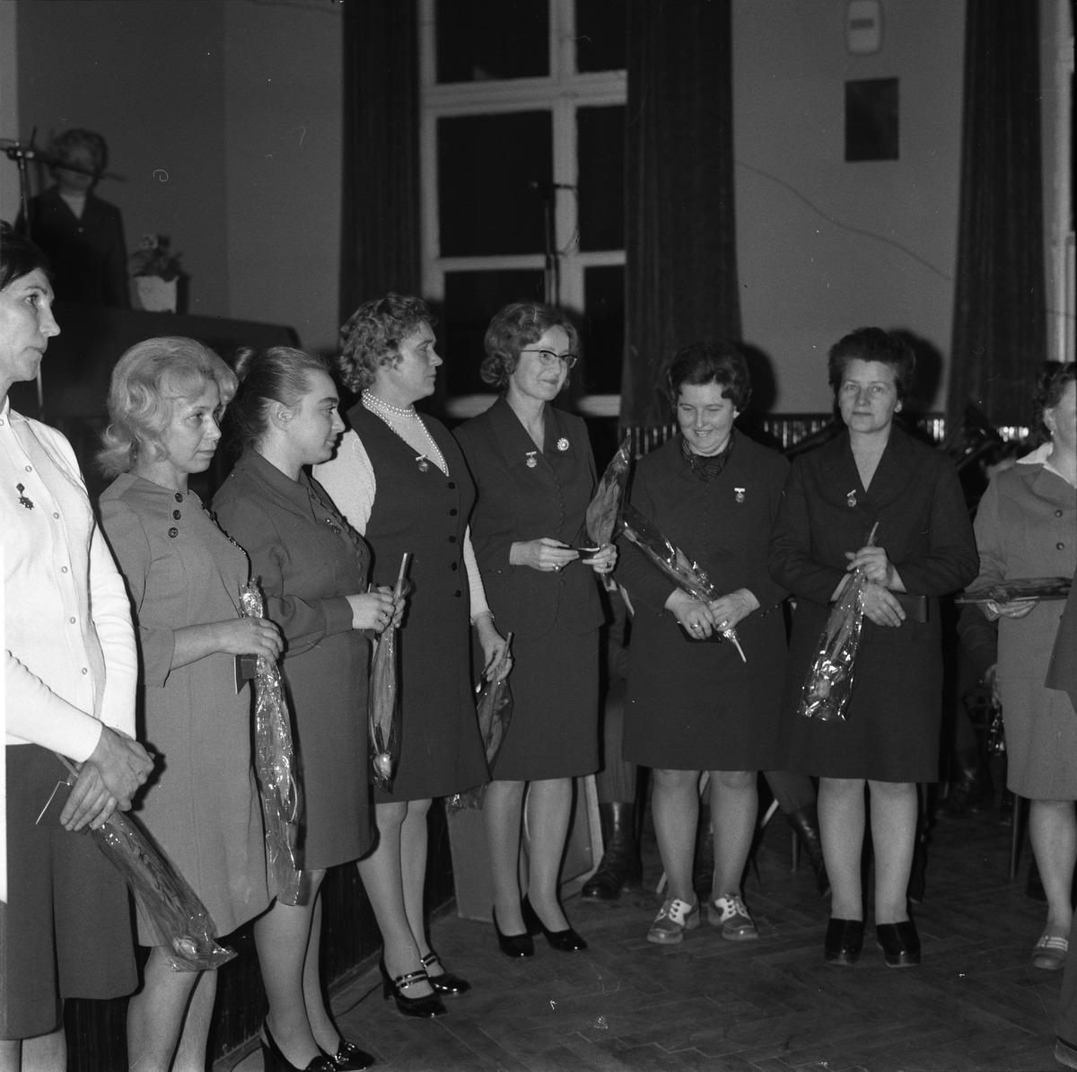 Międzynarodowy Rok Kobiet, 1975 r.
