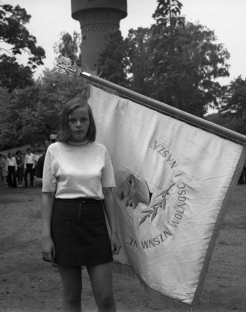 Zakończenie roku w SP nr 2, 1974 r. [3]