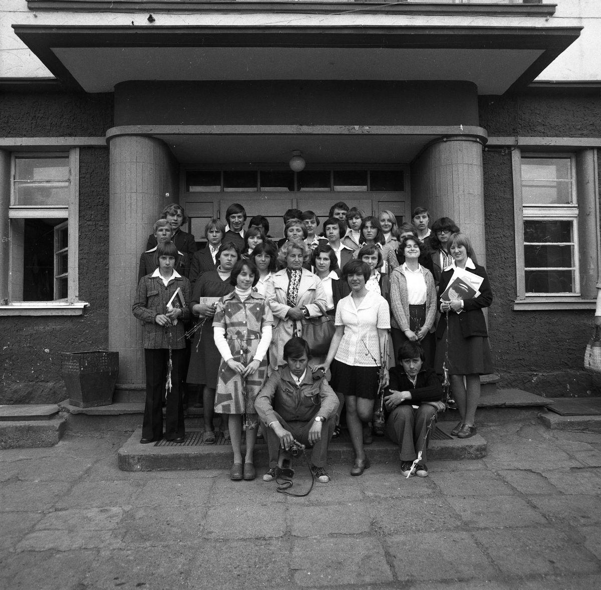 Zakończenie roku szkolnego 1976/1977 [9]
