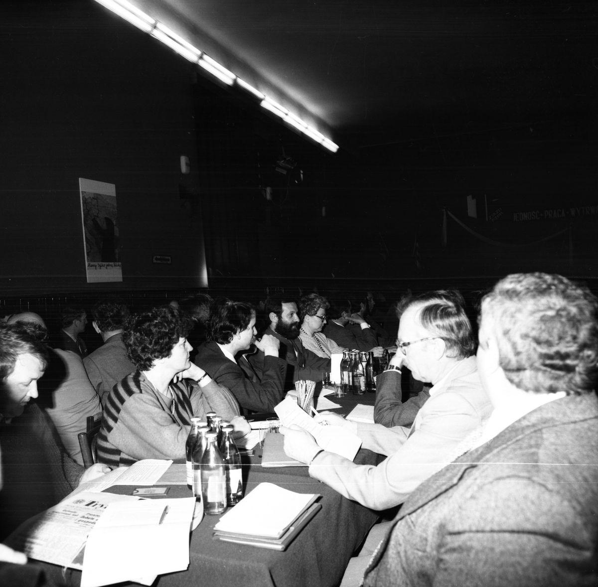 Spotkanie giżyckich struktur PZPR, 1986 r. [6]