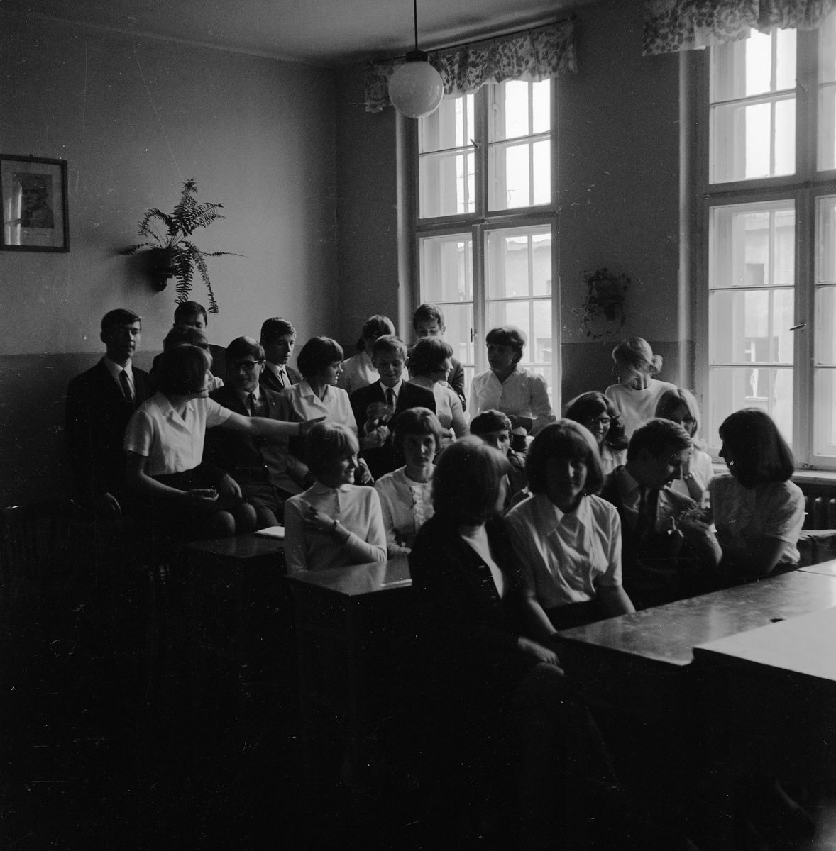 Pożegnanie maturzystów Liceum Pedagogicznego [6]