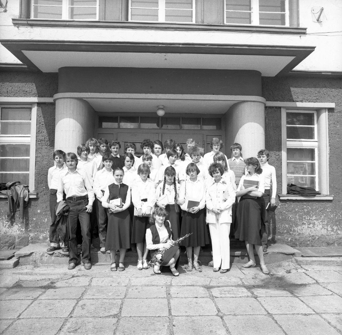 Zakończenie roku szkolnego 1979/1980 [4]