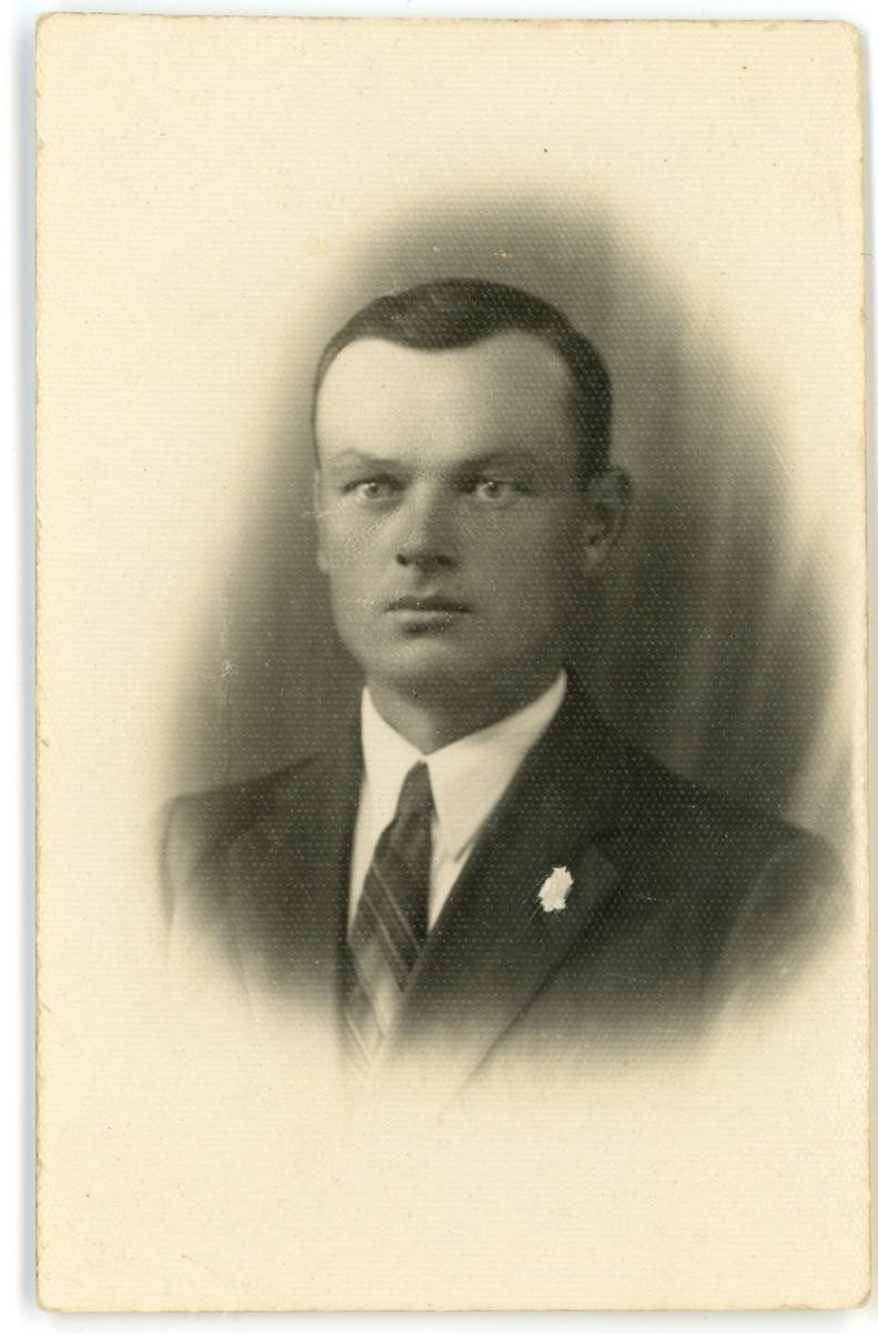 Józef Klimiuk, lata 20. XX w.