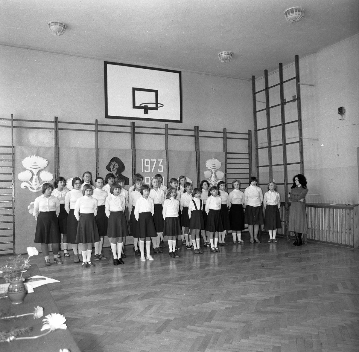 Święto Szkoły w SP nr 3, 1980 r. [9]