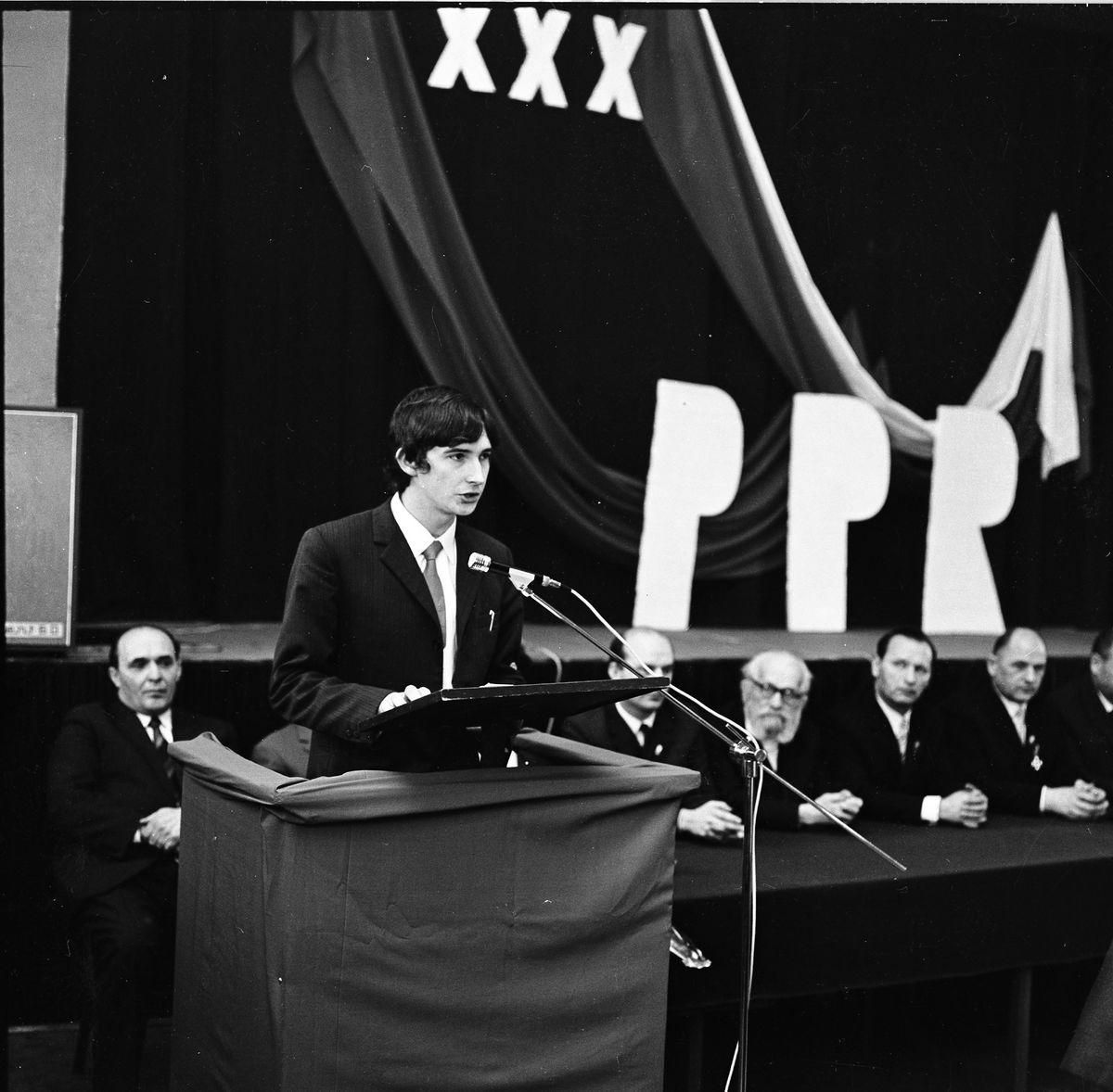 Obchody 30-lecia PPR w PDK, 1972 r. [1]