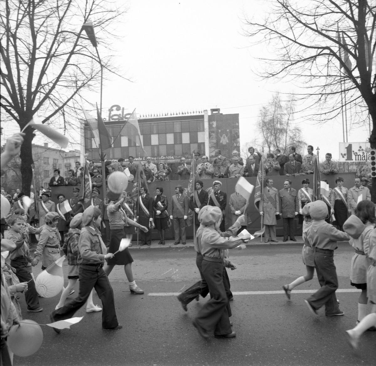 Święto Pracy, 1980 r.