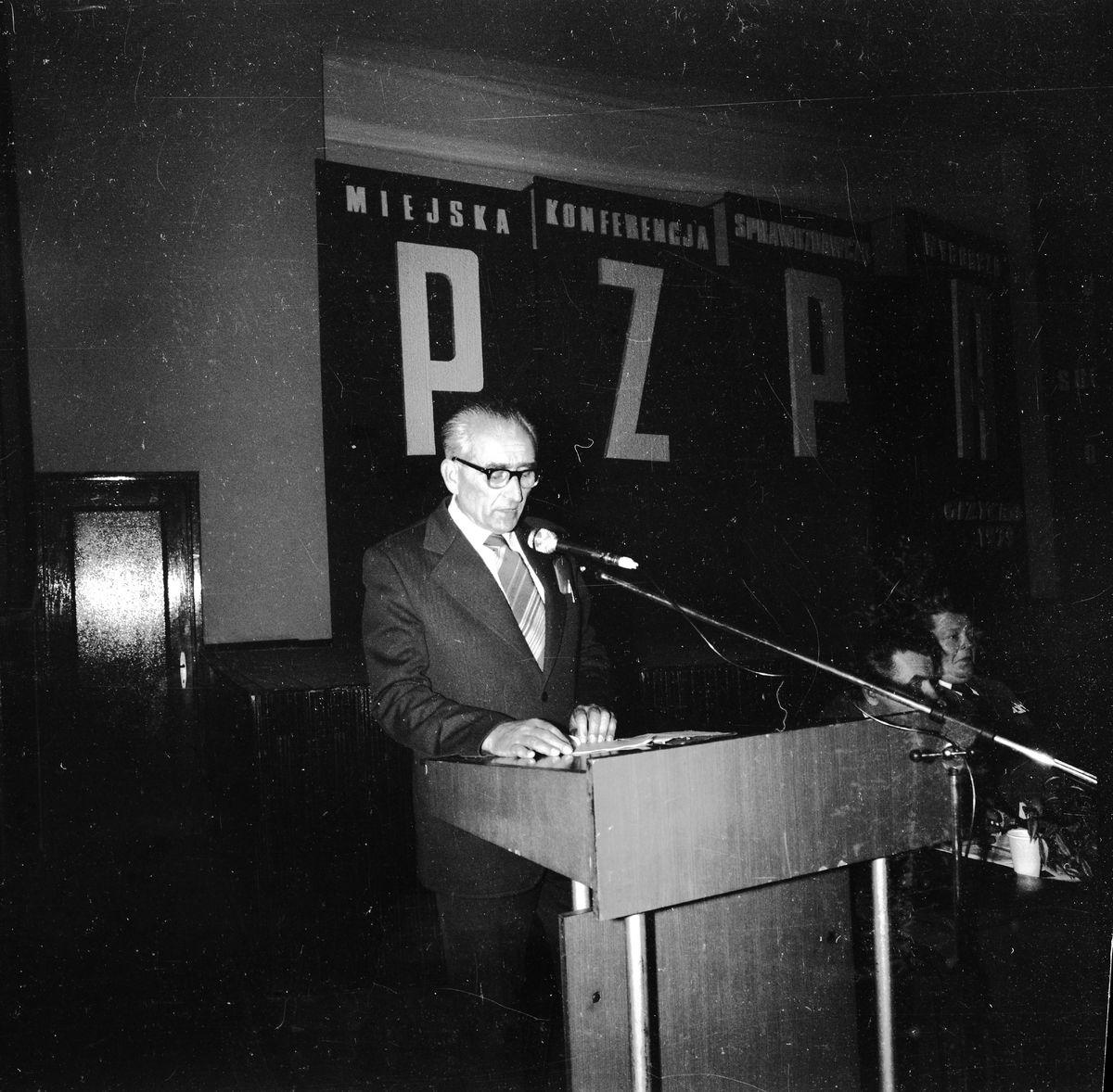 Konferencja sprawozdawczo-wyborcza PZPR [6]