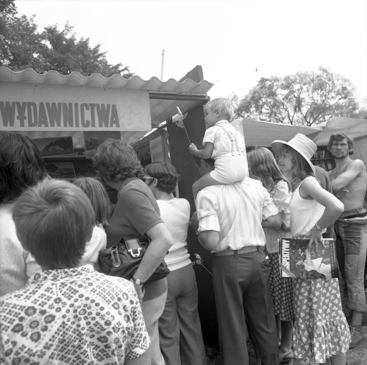 Festyn Prasowy w Giżycku, 1975 r. [1]
