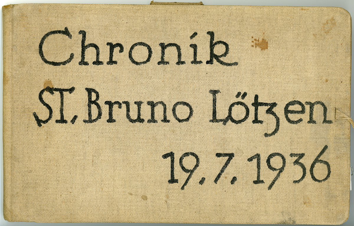 Chronik St. Bruno Lötzen 19.7.1936