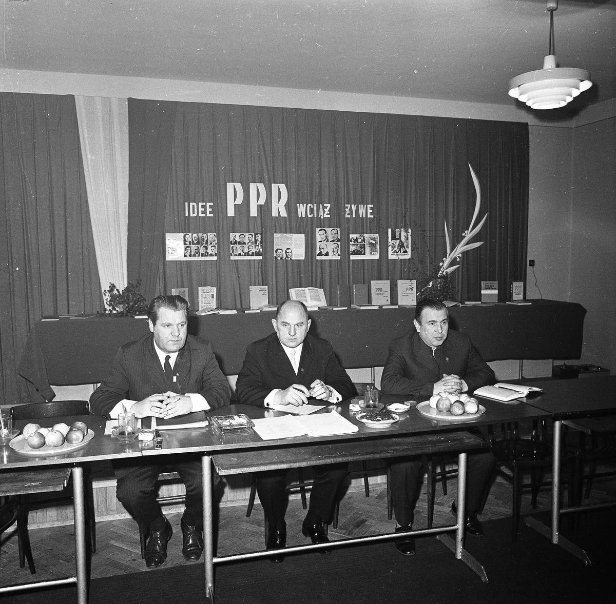 Obchody 30-lecia PPR w PDK, 1972 r. [9]