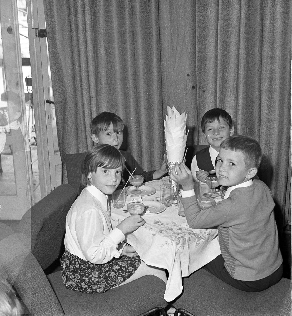 """Dzień Dziecka w """"Ekranie"""", 1971 r."""