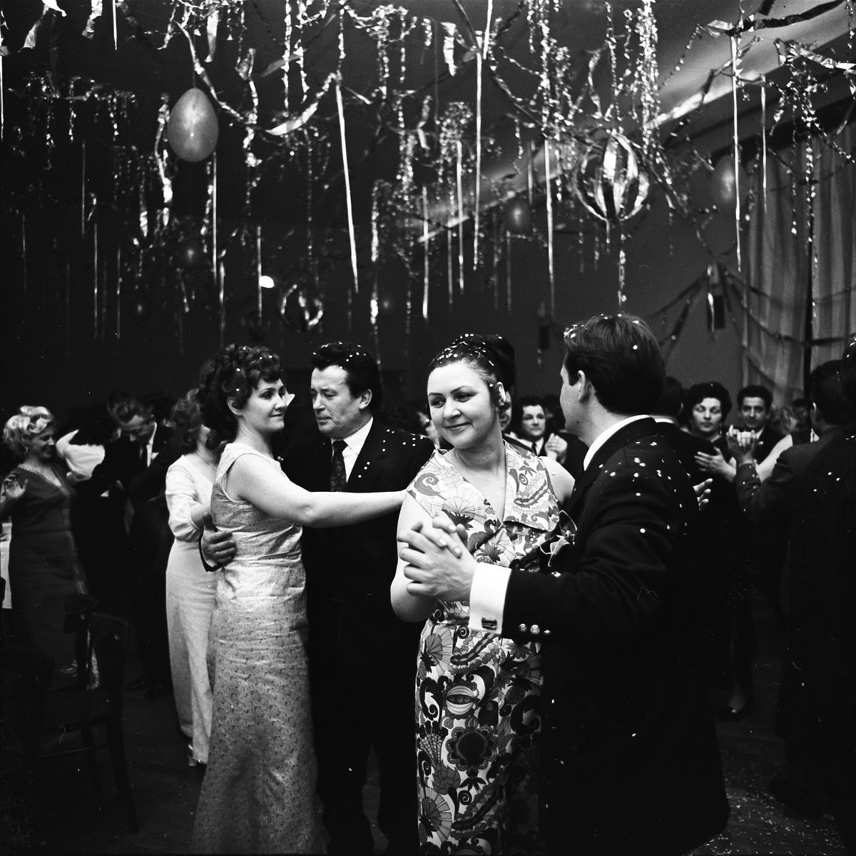Bal Filmowców w PDK, 1972 r. [7]