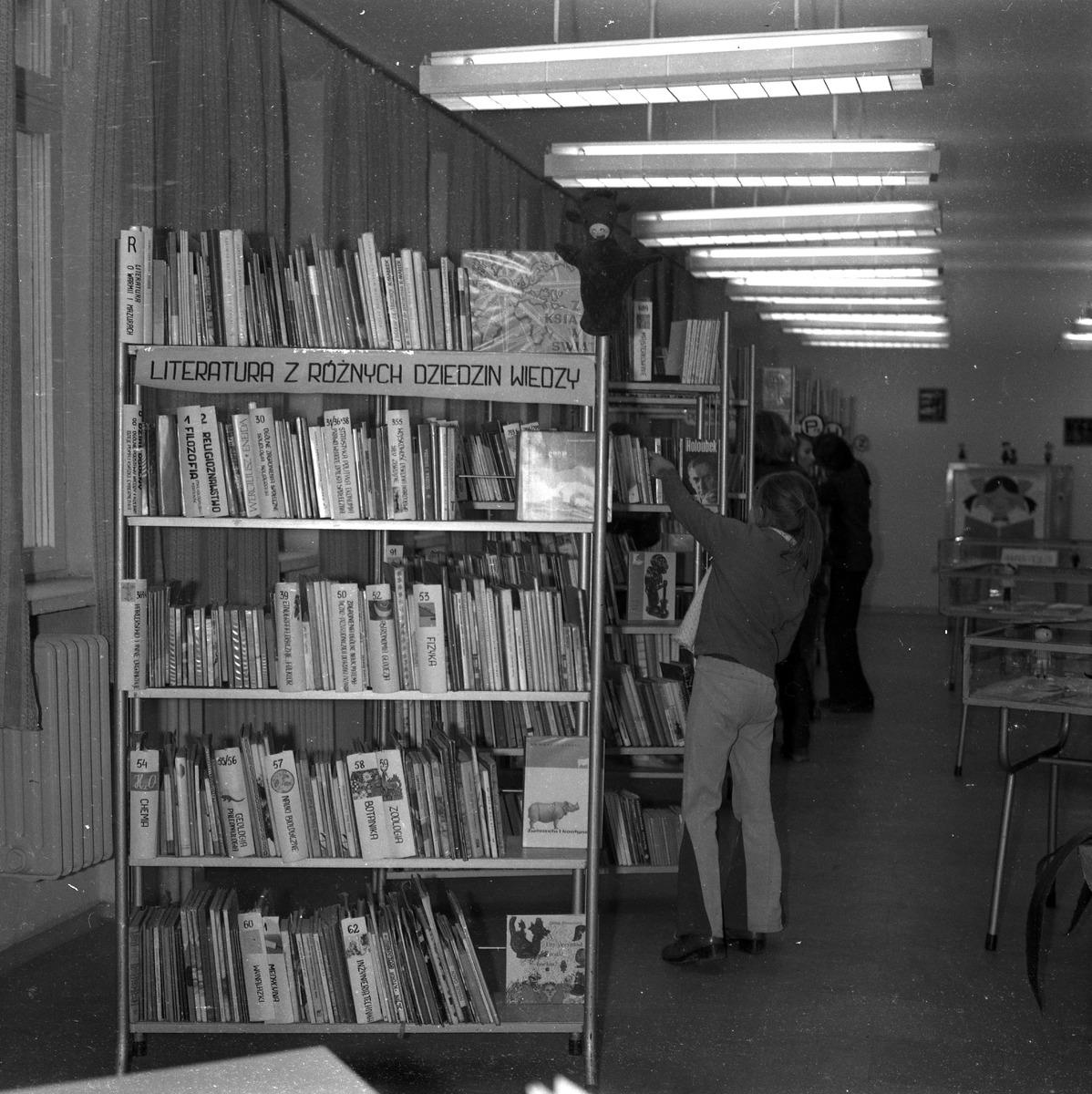 Miejska Biblioteka Publiczna, 1974 r.