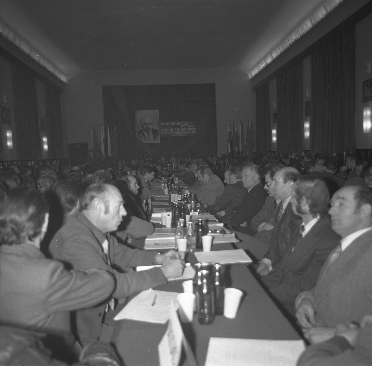 Konferencja sprawozdawczo-wyborcza PZPR [2]