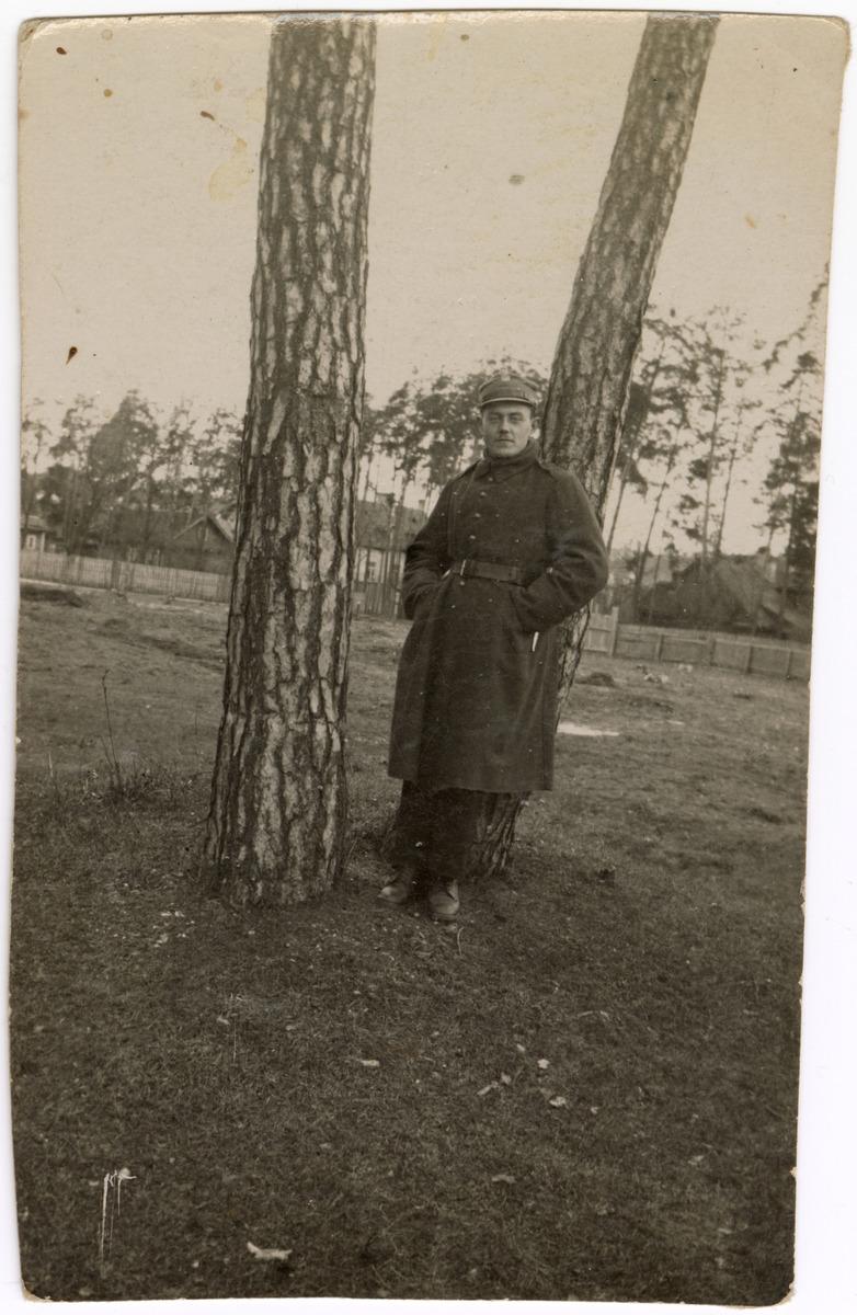 Zygmunt Ocrasso w wojsku