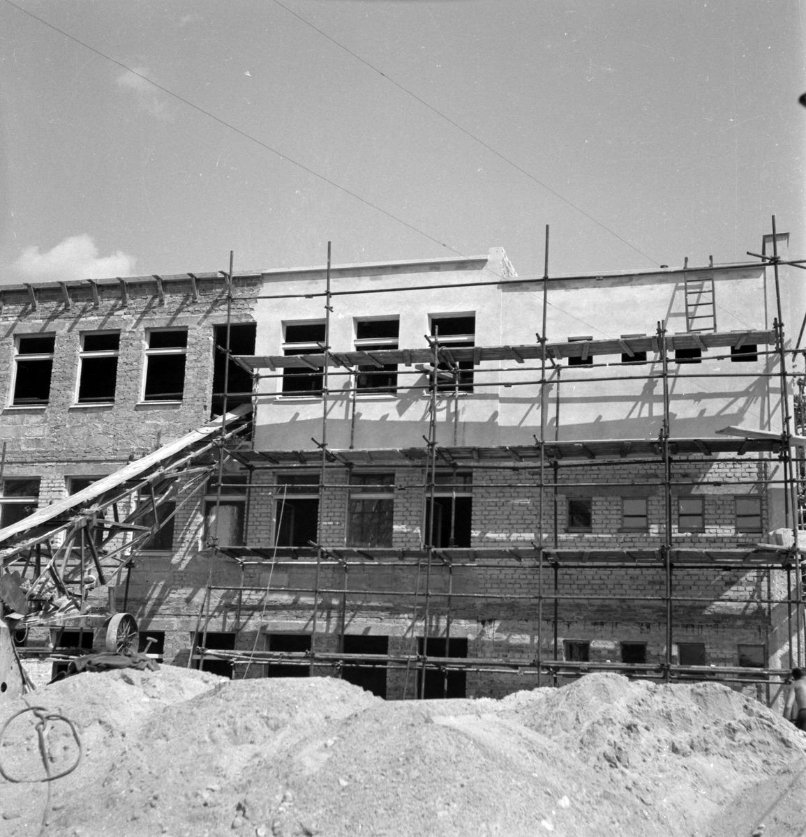 Budowa siedziby MZBM [3]